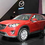 New Mazda Model Poster