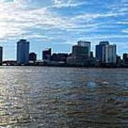 New Orleans - Skyline Of New Orleans Poster
