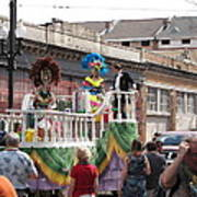 New Orleans - Mardi Gras Parades - 1212143 Poster