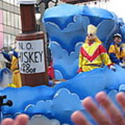 New Orleans - Mardi Gras Parades - 121221 Poster