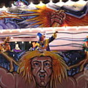 New Orleans - Mardi Gras Parades - 121251 Poster