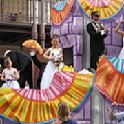 New Orleans - Mardi Gras Parades - 121267 Poster