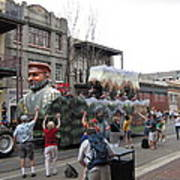 New Orleans - Mardi Gras Parades - 121286 Poster