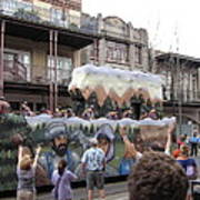 New Orleans - Mardi Gras Parades - 121287 Poster