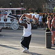New Orleans - Street Performers - 121217 Poster