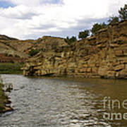 New Photographic Art Print For Sale Banks Of The Rio Grande New Mexico Poster