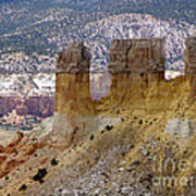 New Photographic Art Print For Sale Ghost Ranch New Mexico 9 Poster