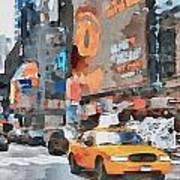 New York 6 Poster