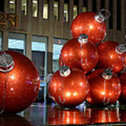 New York City Baubles 2 Poster