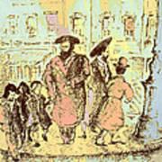 New York City Jews - Fine Art Poster