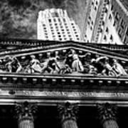 New York Stock Exchange Poster