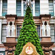 New York Tree Poster