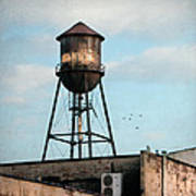 New York Water Tower 7 Poster