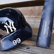 New York Yankees v Baltimore Orioles Poster