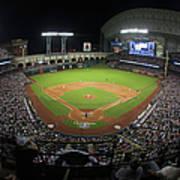 New York Yankees V Houston Astros Poster