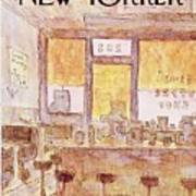 New Yorker April 28th 1975 Poster