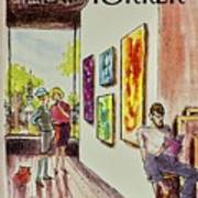 New Yorker August 5th 1961 Poster