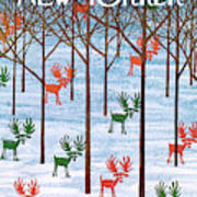 New Yorker December 26th, 1970 Poster