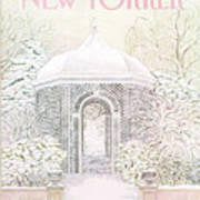 New Yorker December 26th, 1983 Poster