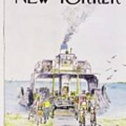 New Yorker July 23rd 1979 Poster