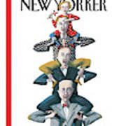 New Yorker June 19th, 1995 Poster