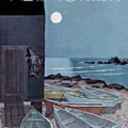 New Yorker June 1st, 1968 Poster