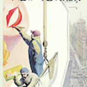 New Yorker March 29th, 1952 Poster