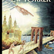 New Yorker March 7, 2005 Poster