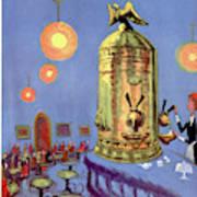 New Yorker September 20th, 1958 Poster