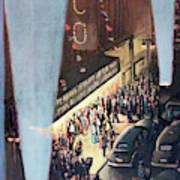 New Yorker September 26th, 1953 Poster