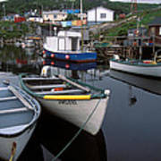 Newfoundland Outport Poster