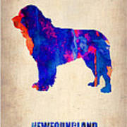 Newfoundland Poster Poster by Naxart Studio