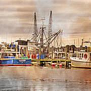 Newport Rhode Island Harbor II Poster