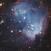 Ngc 602, Starforming Complex Poster