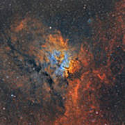 Ngc6820 - Beauty In Space Poster