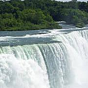 Niagara Falls 8 Poster by Aimee L Maher Photography and Art Visit ALMGallerydotcom