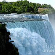 Niagara Falls American Side Poster