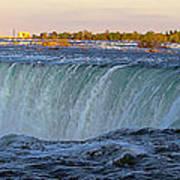 Niagara Panoramic Poster