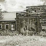 Nichols Garage Poster
