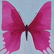 Nicole's Butterfly Poster