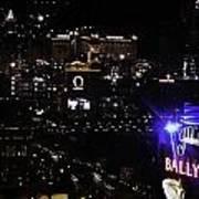 Night In Vegas 2008 Poster