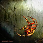Nightmares Poster by Karen Slagle