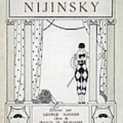 Nijinsky Title Page Poster