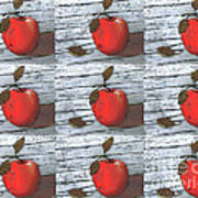 Nine Apples Poster