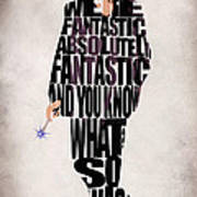 Ninth Doctor - Doctor Who Poster