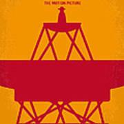 No081 My Star Trek 1 Minimal Movie Poster Poster by Chungkong Art