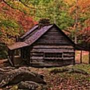 Noah Ogle Place In The Smoky Mountains Poster