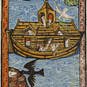 Noahs Ark, 1190 Poster by Getty Research Institute
