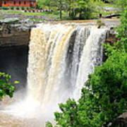 Noccalola Falls Poster