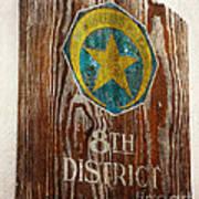 Nola's 8th District Poster
